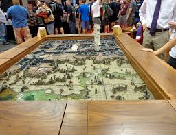 room and board custom table custom game table jpg 4440 3424 wargaming tables pinterest