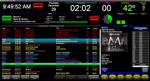 djb ii radio station software overview