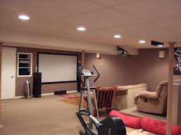 interior design ceiling on interior finished basement ideas low