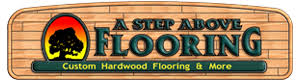 a step above a step above flooring our quality will floor you
