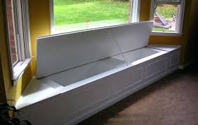 Wooden Storage Bench Seat Plans by Bench Wooden Storage Bench Seat Indoors Awesome White Storage