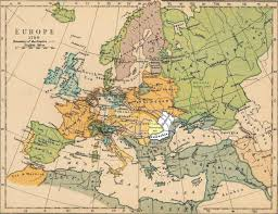1750 advertisement historical map of europe at 1750 pictures