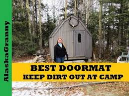 Don Aslett Doormat Best Doormat Keeps The Dirt Out Clean Machine Astroturf Youtube