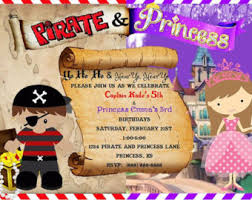pirate and princess etsy