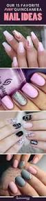 our 15 favorite pink quinceanera nail ideas quinceanera shorts