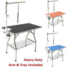 Pet Grooming Table by Dog Grooming Tables Ebay