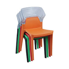 Plastic Stackable Chairs Designer Plastic Cafeteria Chairs Exporter From Kolkata