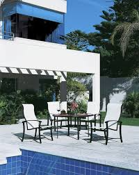 High Back Sling Patio Chairs 89 Best Pool Porch U0026 Patio Furniture Images On Pinterest Porch