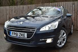 peugeot 508 2014 used peugeot 508 allure for sale motors co uk