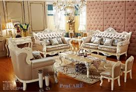 Genuine Leather Living Room Sets High Quality Luxury Living Room Furniture Sets Buy Cheap Luxury