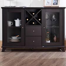 kitchen server furniture buffet cabinet hutch table dining kitchen furniture server wine