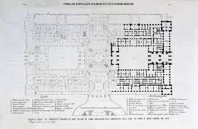 mafra national palace floor plan mafra national palace