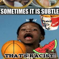 Racist Meme - rmx that s racist by watthepak 12 meme center