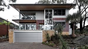 1950s Home Renovated 1950s Home Mirrors The Bush