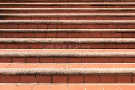 Brick Stairs Design Asian Style Brick Steps Texture Background Block Stairs