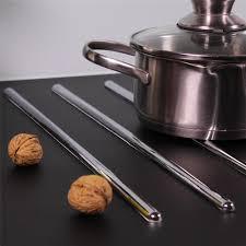 protege plan de travail cuisine plan de travail cuisine evier integre 2 baguettes de protection