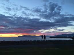 Sunset Reykjavik by Where To Stay In Reykjavik Guide To Iceland