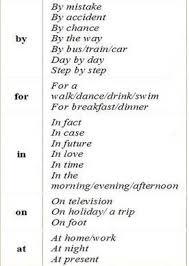 66 best prepositions images on pinterest english grammar
