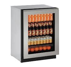 beverage cooler glass door 2224rgl 24 u201d glass door refrigerator 2224rgl 2000 series