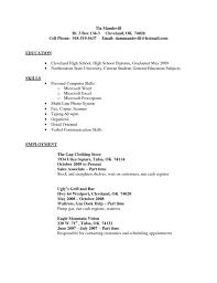 Events Manager Resume Sample Resume Template Free by 100 Sales Objective For Resume Inside Sample Templates Retail Jobs