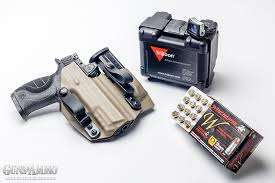 mini concealed field test mini red dot sights for concealed carry guns ammo