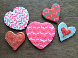 decorated cookies chocolate decorated cookies for your sweetie peanut butter