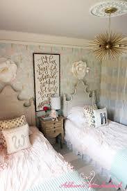little girl room decor winnie s little girl room design reveal addison s wonderland