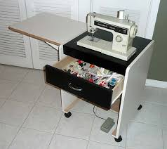 fold away sewing machine table fancy folding sewing machine table folding sewing machine table