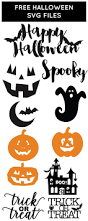 Halloween Birthday Card Ideas by Best 20 Cricut Halloween Cards Ideas On Pinterest Halloween