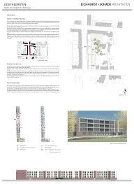 wettbewerbe architektur architekturwettbewerb goethegärten eichhorst schade architekten hamm