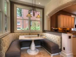 captivating kitchen booth seating for home creative kitchen