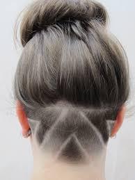 how to style an undercut female undercut happy hair pinterest undercut hair style and