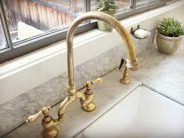 vintage kitchen faucet sink faucet beautiful brass kitchen sink faucet vintage
