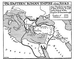 Map Of Constantinople 28 6 The Eastern Revived Hellenic Empire U2014 The Outline Of