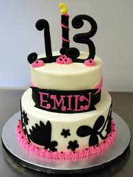 antique 13th birthday cakes with cakes 13th birthday 13th