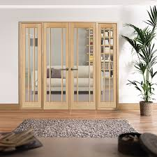 Folding Room Divider Doors Dividing Doors Rooms Awesome Lincoln Oak Room Divider
