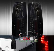 1998 chevy silverado tail lights 88 98 c k c10 1500 2500 3500 blazer escalade new style led tail