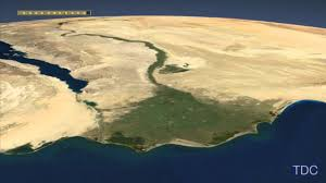 Nile River On Map Map Of Egypt Nile River Delta Popular River 2017