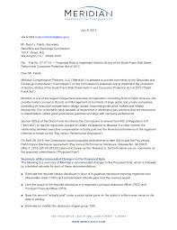 sec comment letter on pay vs performance disclosure rule