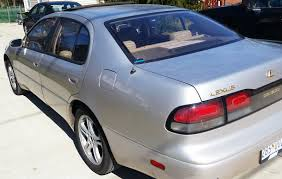 lexus ls400 2001 1995 lexus ls 400 user reviews cargurus