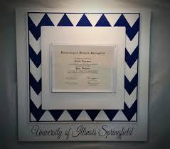 of illinois diploma frame diy diploma frames search home decorating ideas
