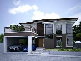 Modern House View Wonderful Contemporary House Design In Single