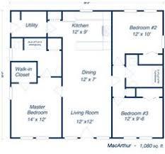 Steel Homes Floor Plans Steel Metal Home Building Kit Of 3500 Sq Ft For 36 995