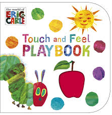 buy touch and feel playbook the very hungry caterpillar book