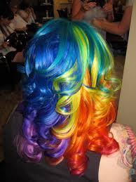 rainbow color hair ideas taste the rainbow hair colors ideas
