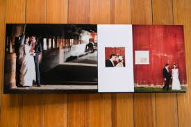 wedding albums boston matte wedding album designer zev fisher creates custom