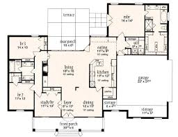 bungalow floor plans house plans for three bedrooms house plans 4 bedrooms bungalow