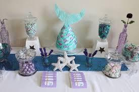 mermaid themed baby shower mermaid themed baby shower baby showers ideas