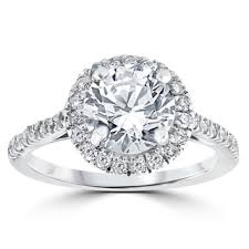 Halo Wedding Rings by Halo Engagement Rings Shop The Best Deals For Oct 2017
