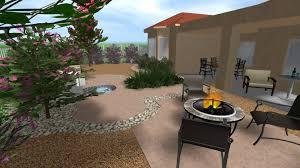 Narrow Backyard Landscaping Ideas by Small Backyard Ideas Las Vegas Savwi Com